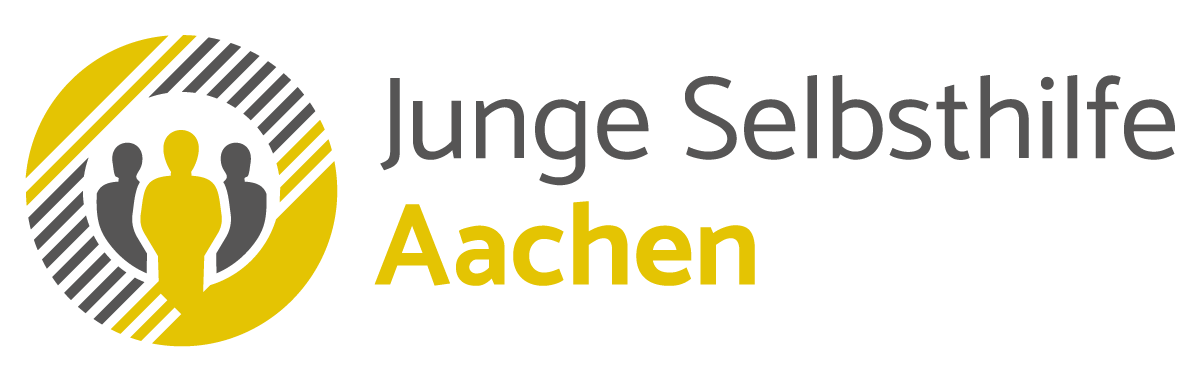 Junge Selbsthilfe Aachen Mobile Retina Logo